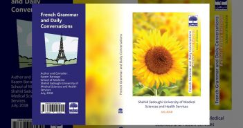 French Grammar and Daily Conversations Atran Publication Iran