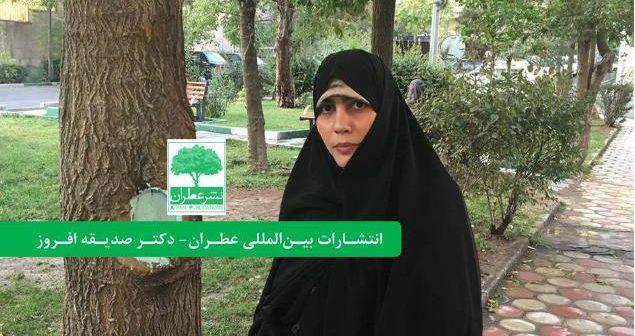 دکتر صدیقه افروز کتاب محیط زیست و سازمان سبز- انتشارات عطران