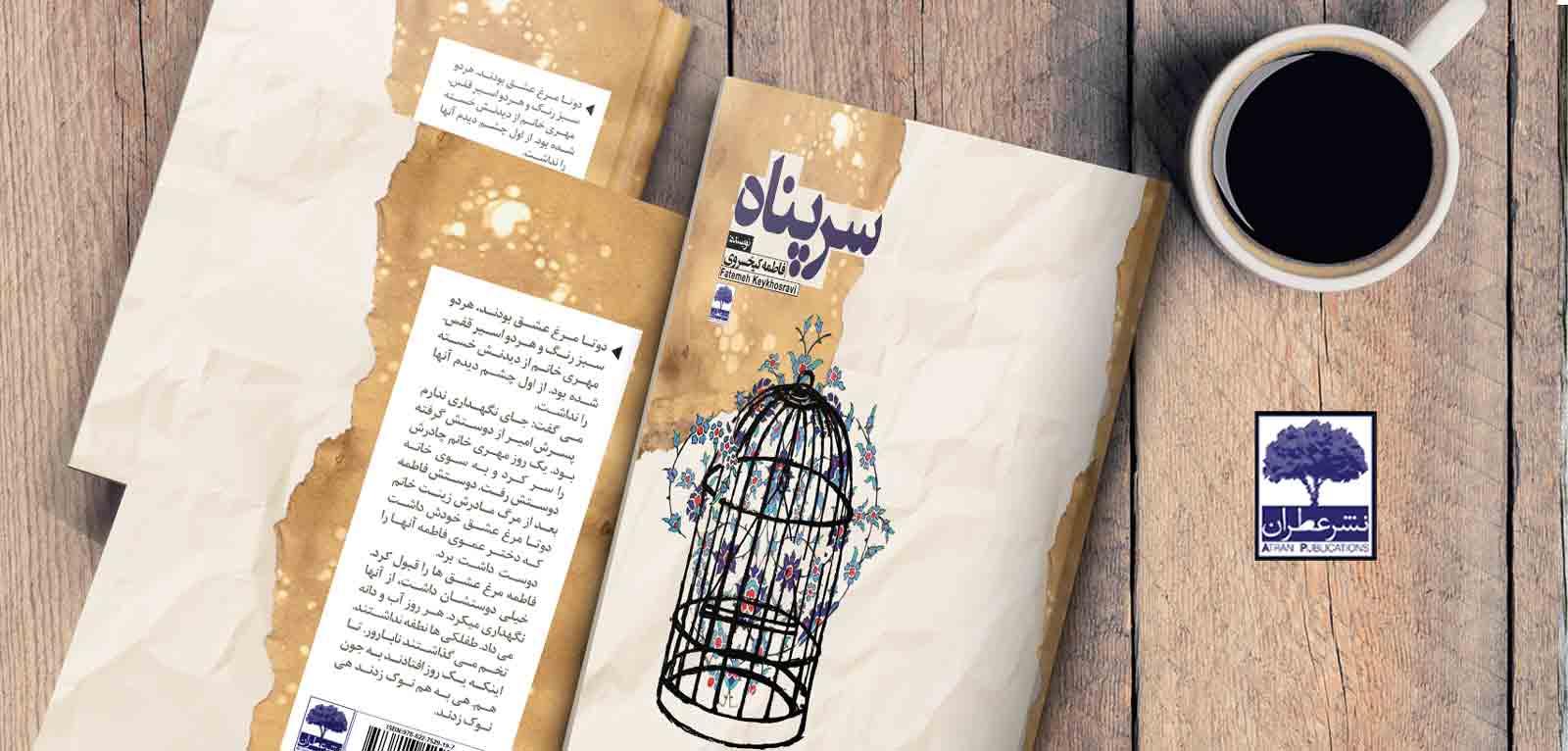 نیلوفر شامی: نویسنده کتاب